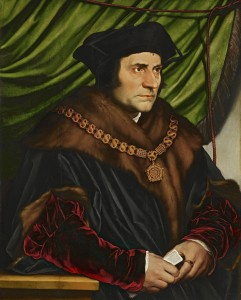 Saint Thomas More.