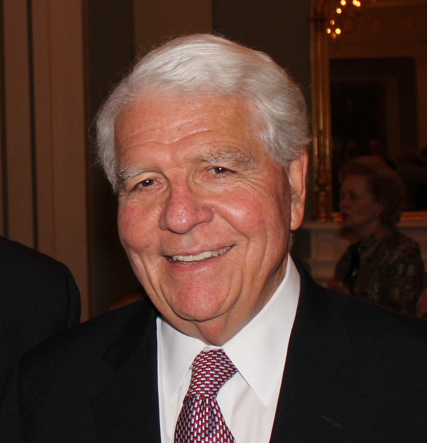 Judge Thomas Hogan.