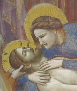 Lamentation (The Mourning of Christ) by Giotto di Bondone