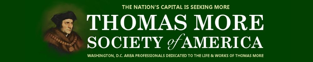 Thomas More Society of America